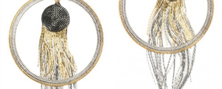 Aksesoar dana: Minđuše Versace