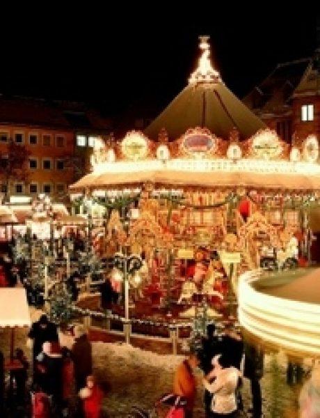 Praznične čarolije: Božićni vašari u Nemačkoj