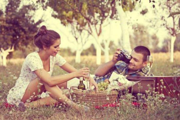 Priroda i vi ah romantika Iznenadite dragu osobu!