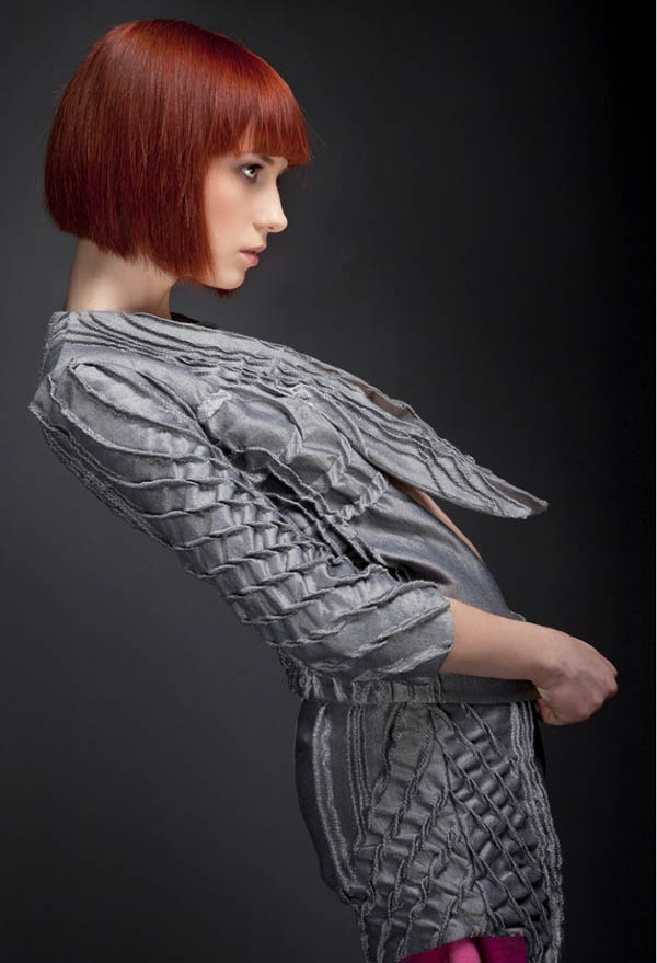 Red Light Foto Miran Jursic Modnih pet minuta: Angela Lukanovich, slovenačka modna kreatorka