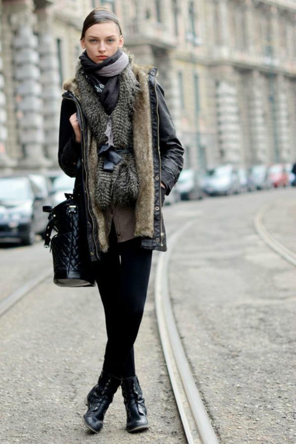 SLIKA 69 Street Style: Inspiracija za hladne dane
