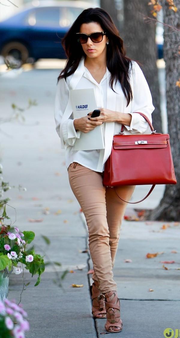 SLIKA1 Celebrity stil dana: Eva Longoria