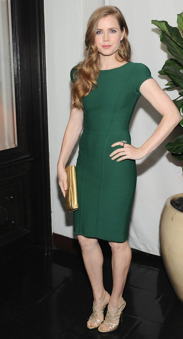 SLIKA11 Celebrity stil dana: Amy Adams