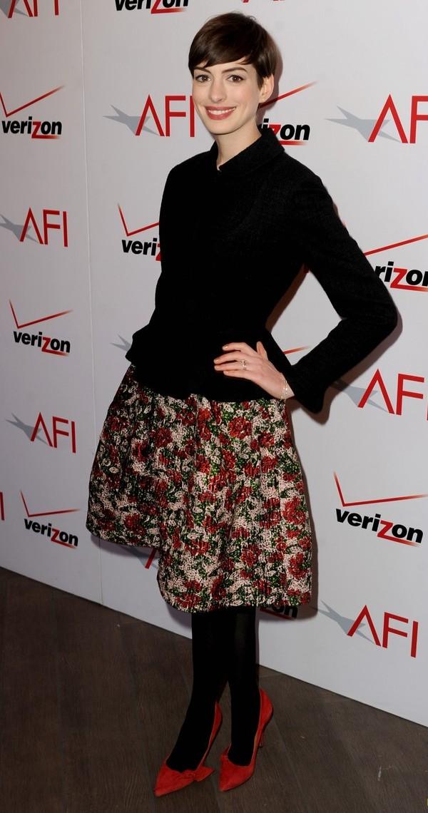 SLIKA110 Celebrity stil dana: Anne Hathaway