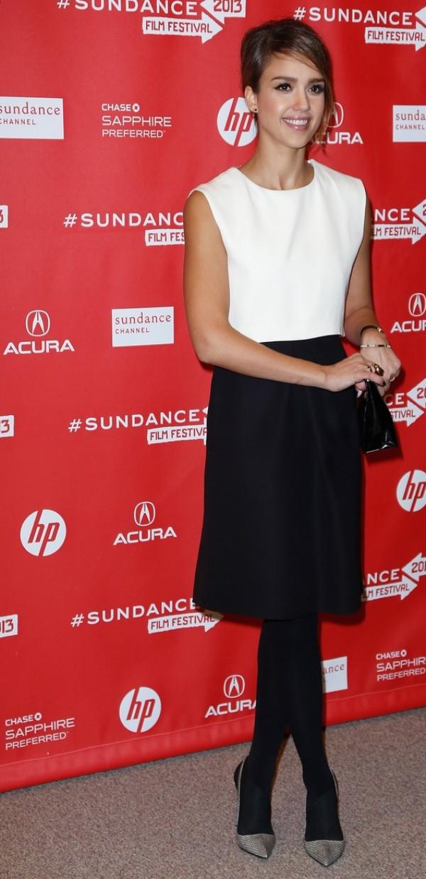 SLIKA112 Celebrity stil dana: Jessica Alba