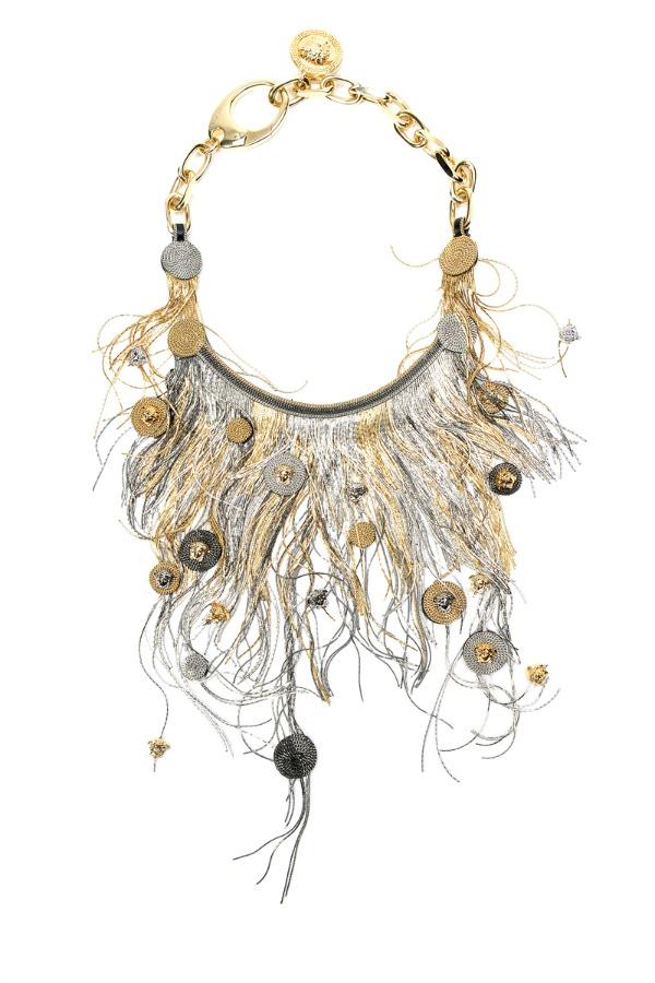 Slika 1 33 Aksesoar dana: Ogrlica Versace