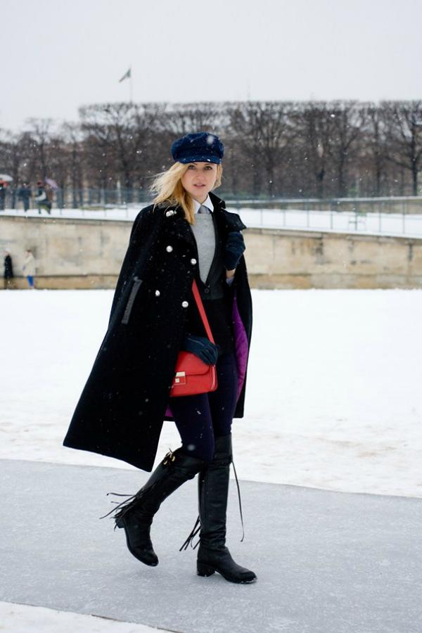 Slika 10.1 Street Style: Nedelja mode u Parizu