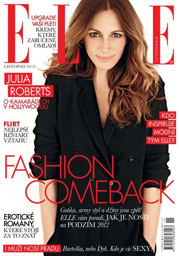 "Slika 107 Godina kroz naslovnice: ""Elle"""