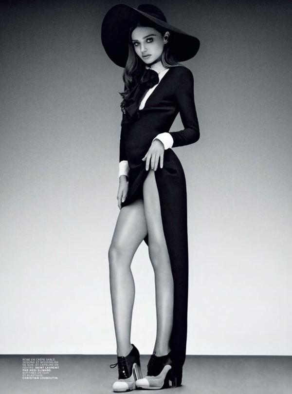 Slika 1117 Jalouse Magazine: Retro glamur