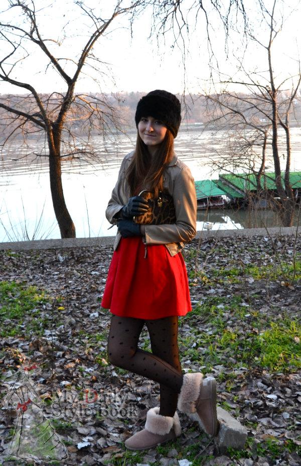 Slika 119 Modni predlozi Nataše Blair: Bojama protiv zime