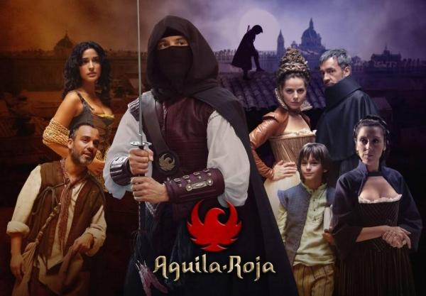 """Slika 122 Serija četvrtkom: """"Águila Roja"""""""