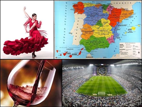 Slika 138 Najlepše od Evrope: Španija, zemlja osmeha i sunca