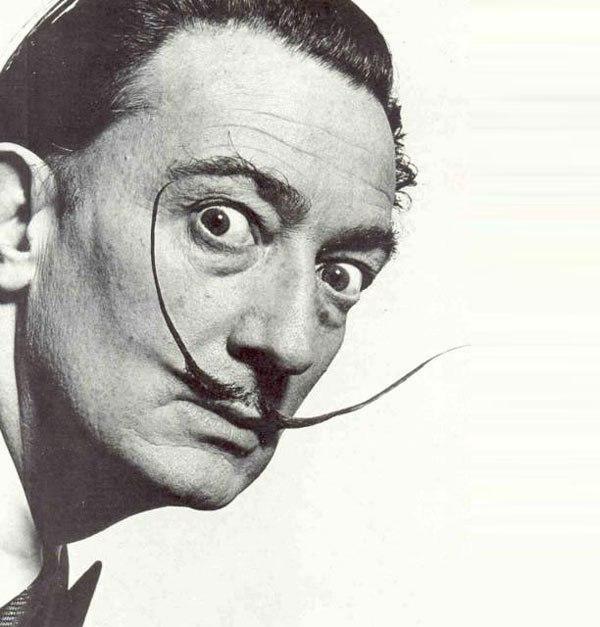 Slika 187 Zanimljive činjenice: Salvador Dalí