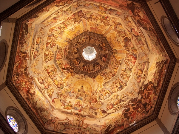 Slika 211 Trk na trg: Piazza del Duomo, Toskana