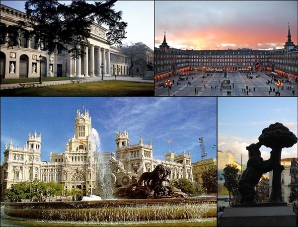 Slika 225 Najlepše od Evrope: Španija, zemlja osmeha i sunca