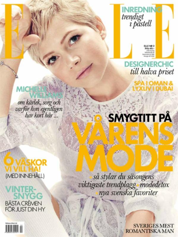 "Slika 251 Godina kroz naslovnice: ""Elle"""