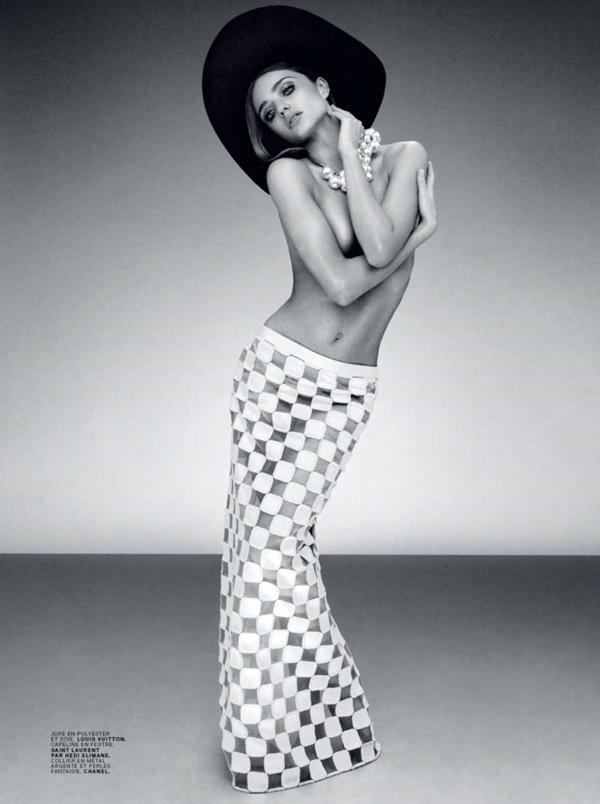 Slika 280 Jalouse Magazine: Retro glamur