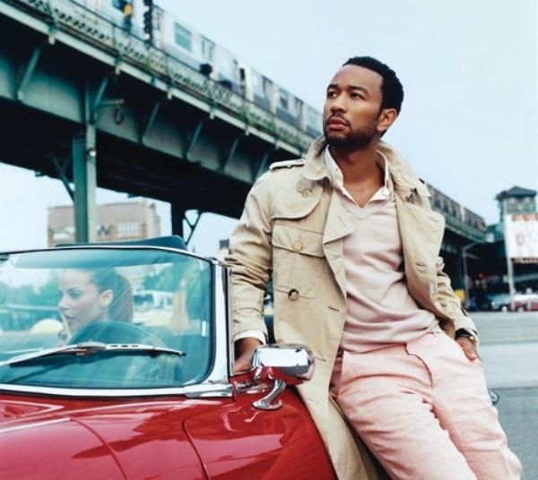 Slika 3.1 John Legend: Vladar R&B scene