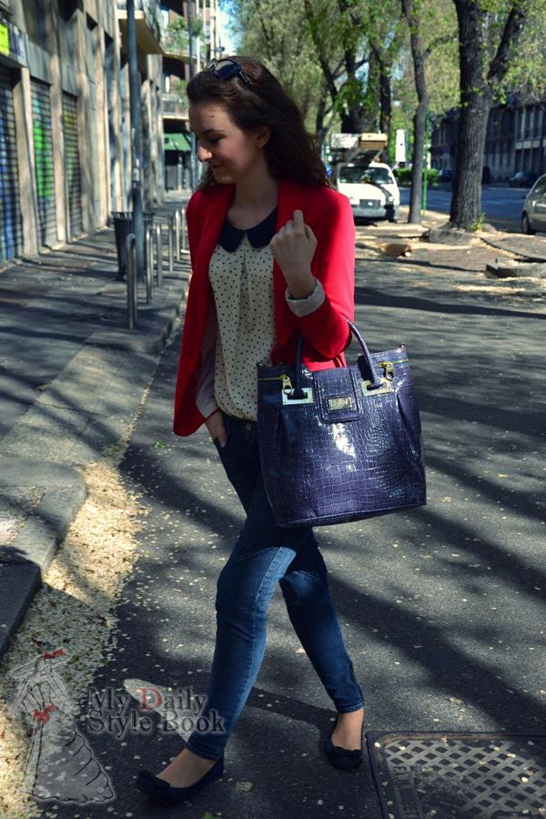 Slika 359 Modni predlozi Nataše Blair: Ulična moda