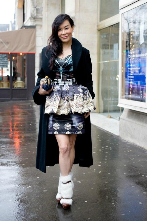 Slika 4.7 Street Style: Nedelja mode u Parizu