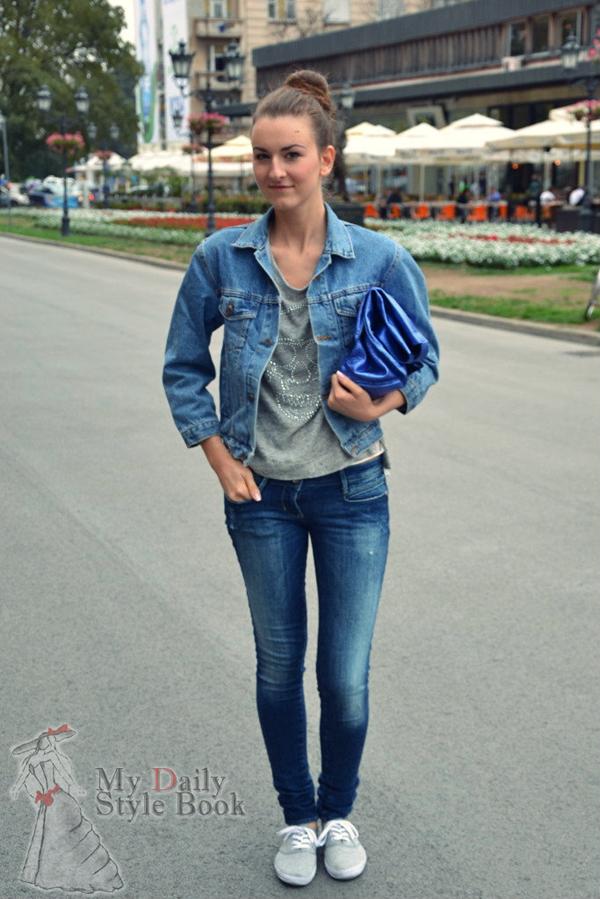 Slika 449 Modni predlozi Nataše Blair: Ulična moda