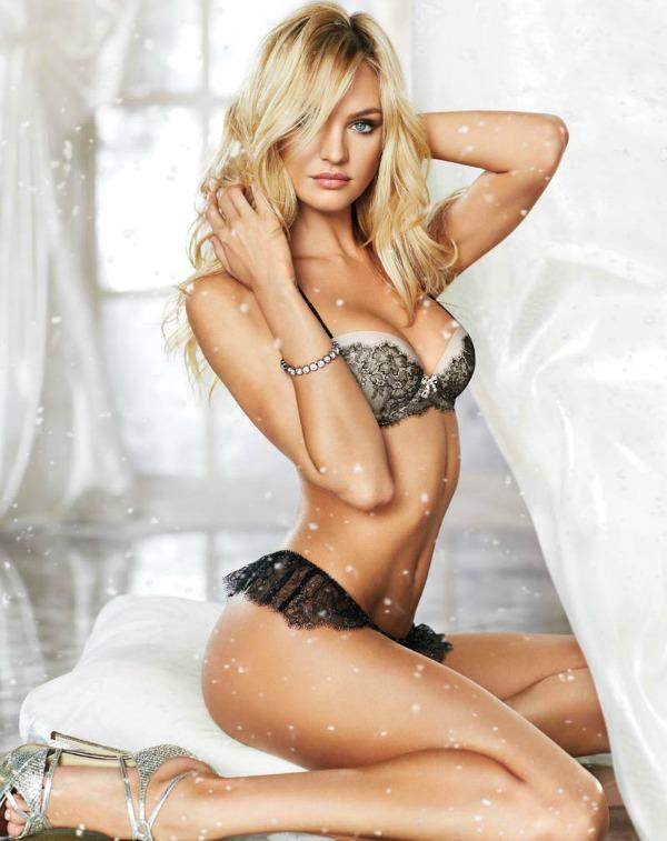 Slika 6 Victoria's Secret: Novogodišnji katalog