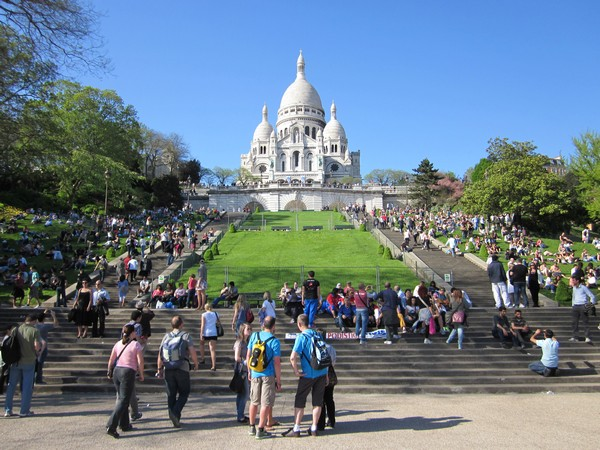 Slika 7.6 Sedam razloga zašto volim(o) Pariz