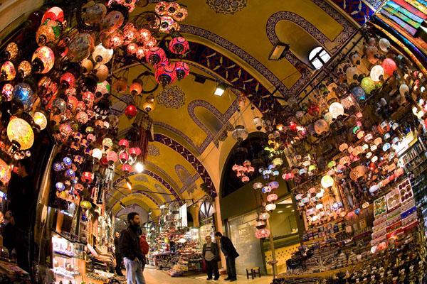 Slika6 Trk na trg: Sultanahmet Meydanı, Istanbul