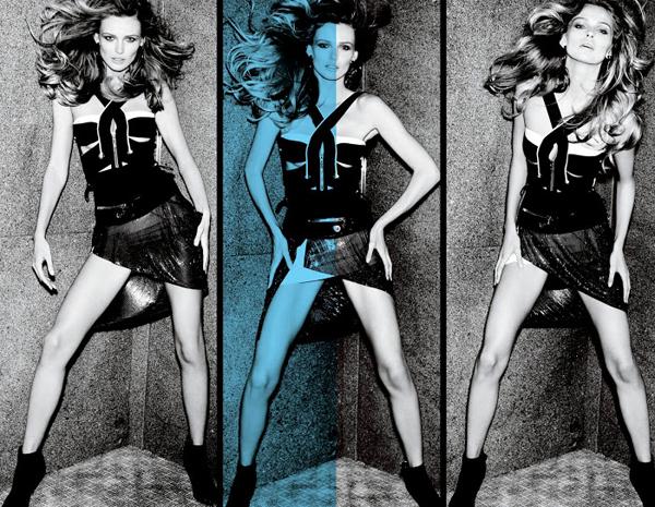 VTestino Fashiontography 1 V Magazine: Seksi modeli