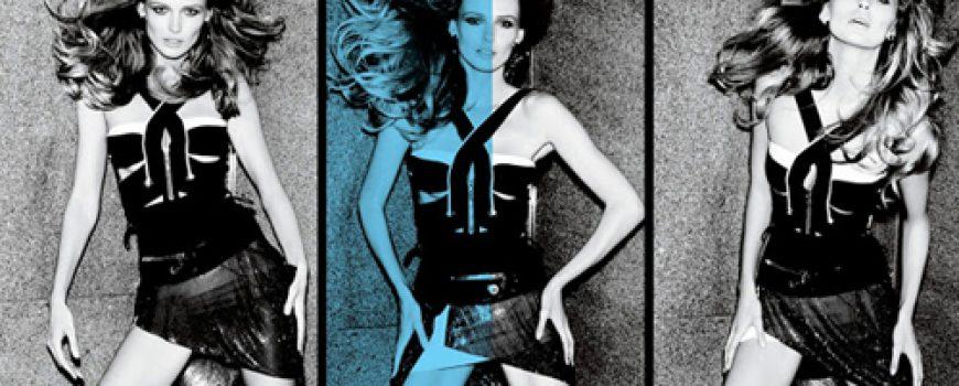 """""""V Magazine"""": Seksi modeli"""