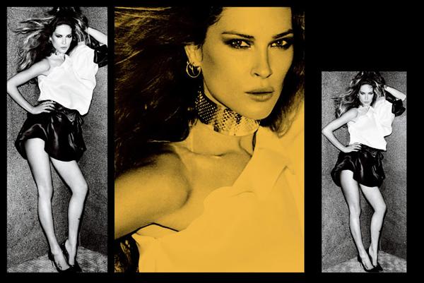 VTestino Fashiontography 3 V Magazine: Seksi modeli