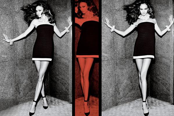 VTestino Fashiontography 6 V Magazine: Seksi modeli