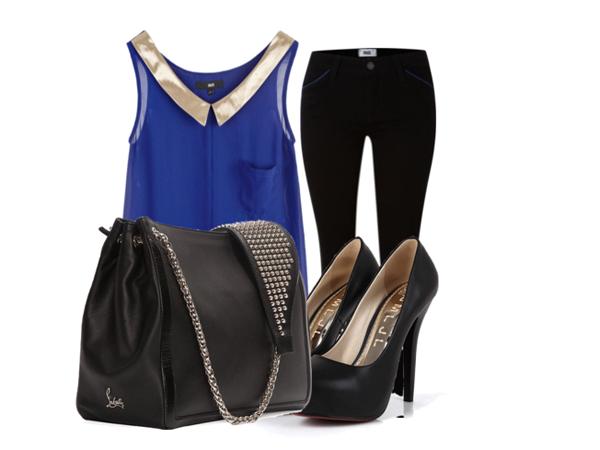 aa1 Look of the Day: Jednostavna moda