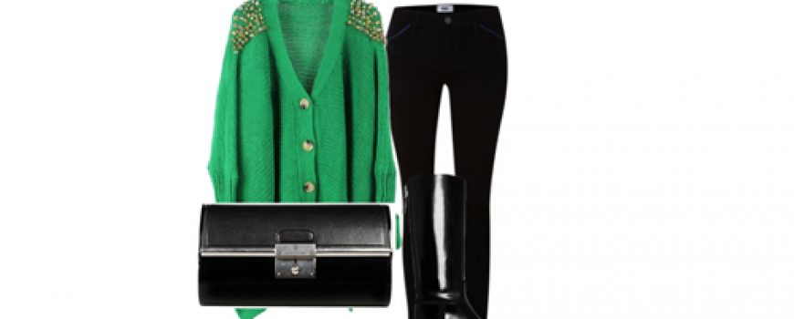 Look of the Day: Zeleno, volim te
