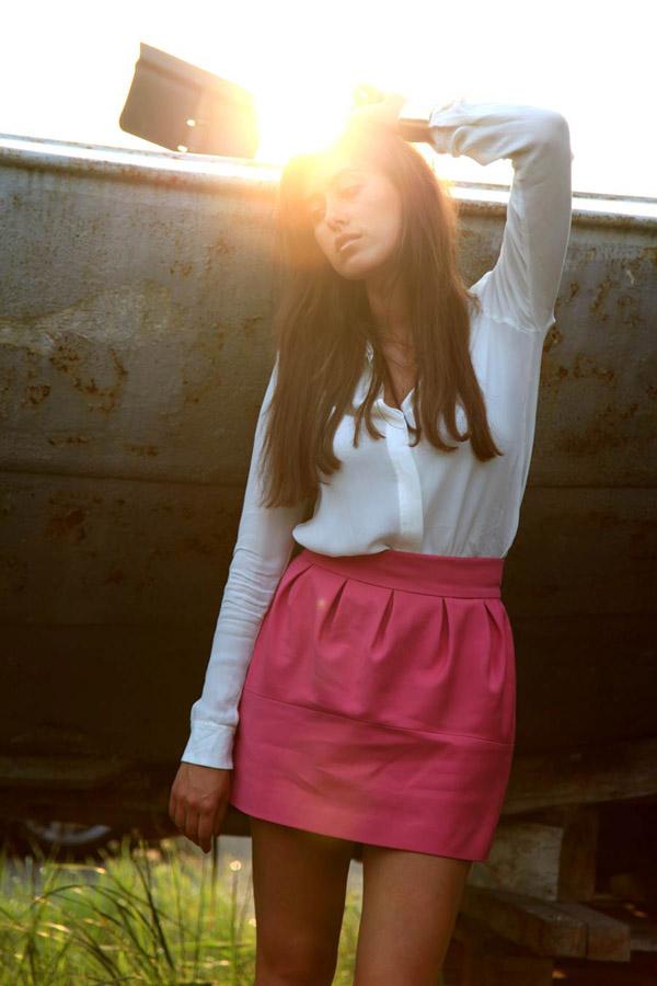 favorite sylvia Wannabe intervju: Sylvia Haghjoo, modna blogerka