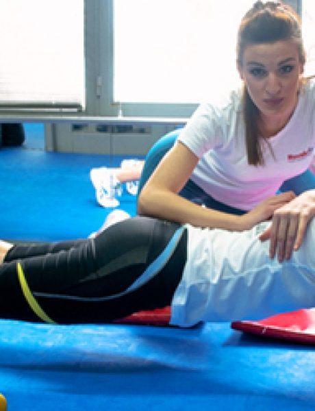 Wannabe Fit: Trening za sportske cice