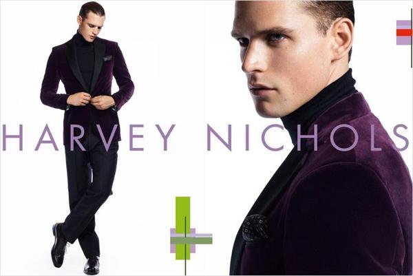 harvey nichols fall winter 2012 13 cuneyt akeroglu 04 Harvey Nichols: Modna čarolija