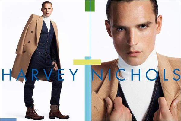 harvey nichols fall winter 2012 13 cuneyt akeroglu 06 Harvey Nichols: Modna čarolija