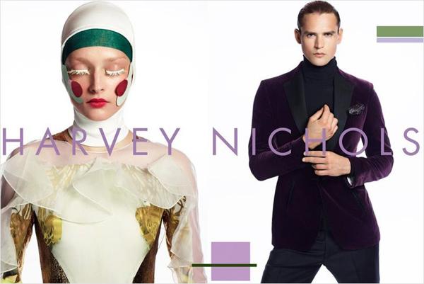 harvey nichols fall winter 2012 13 cuneyt akeroglu 07 Harvey Nichols: Modna čarolija