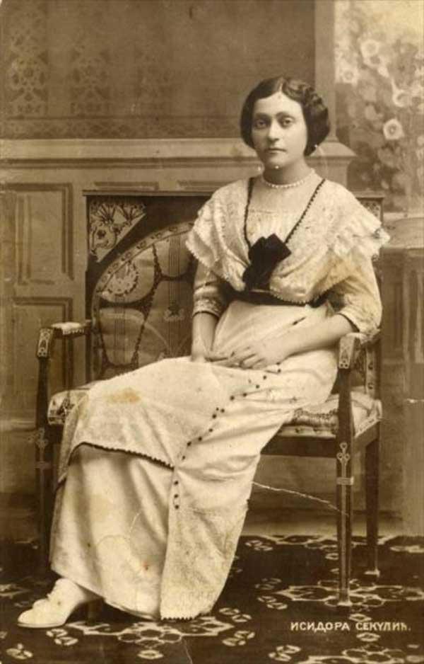 isidora sekulic 1912 w Srpkinje u istoriji: Isidora Sekulić