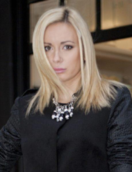 Modni predlog Tijane Žunić: Jednostavna elegancija