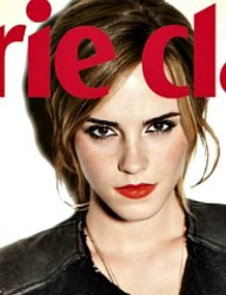 "Modni zalogaj: Emma Watson za ""Marie Claire"""