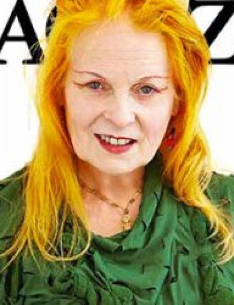 Modni zalogaj: Vivienne Westwood spasava prašume!
