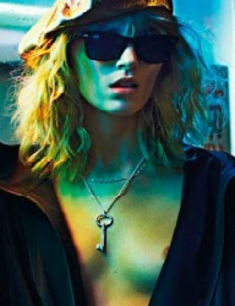 """Modni zalogaj: Zanosna Anja u novom izdanju magazina """"Vogue"""""""