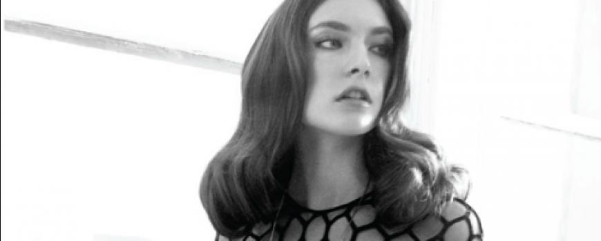 """Vogue Latin America"": Retro stil"