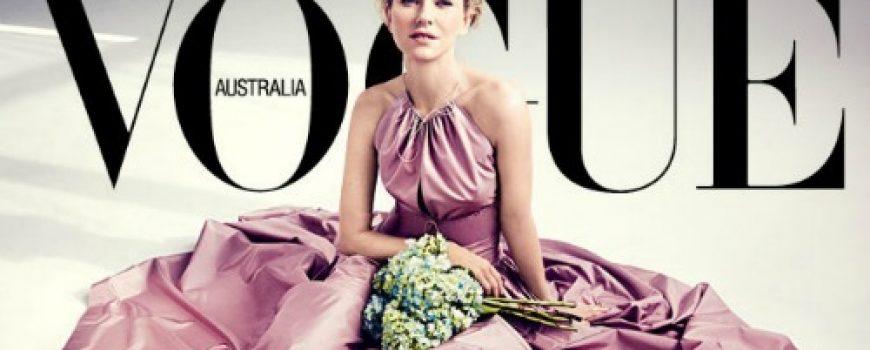 """Modni zalogaj: Naomi Watts za """"Vogue Australia"""""""