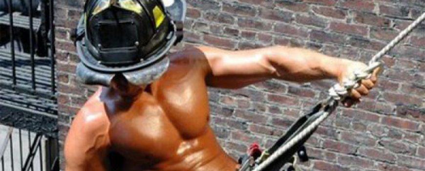 Striptiz za pismene: Neću momka, hoću vatrogasca