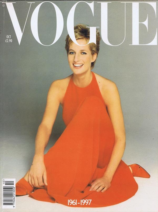 slika 16 Moda na naslovnici: U čast jedinstvene Lady Di