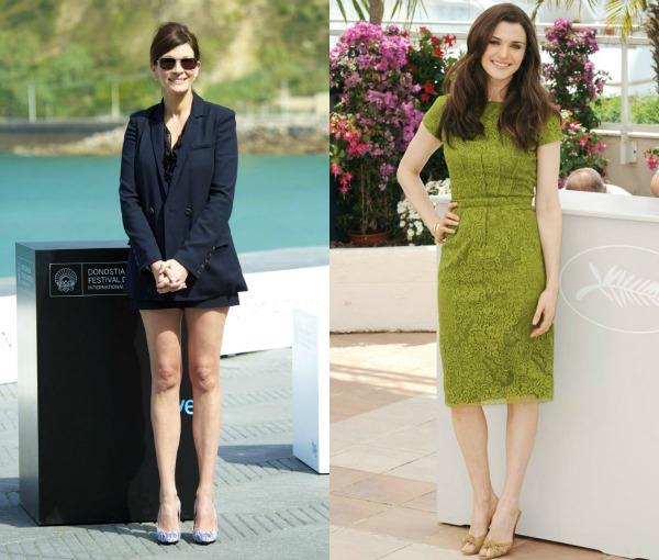 slika 237 Modni stil poznatih: Američke vs. britanske zvezde