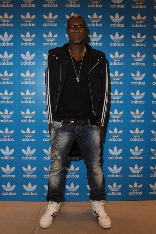 slika 245 Stil sportista: Djibril Cissé